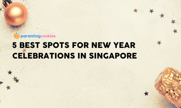 7 Best Spots For New Year Celebrations In Singapore