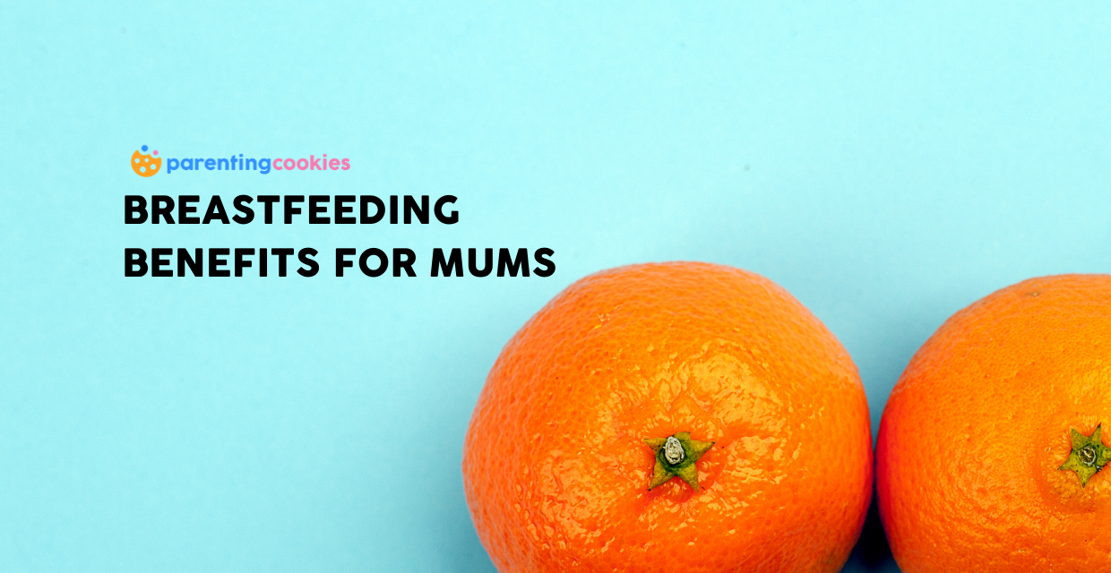 5 Health Benefits Of Breastfeeding For Mums That Everyone Needs To Know
